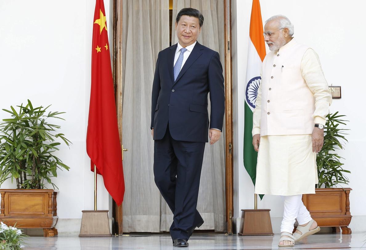 La India y China refuerzan lazos comerciales y encaran el problema fronterizo