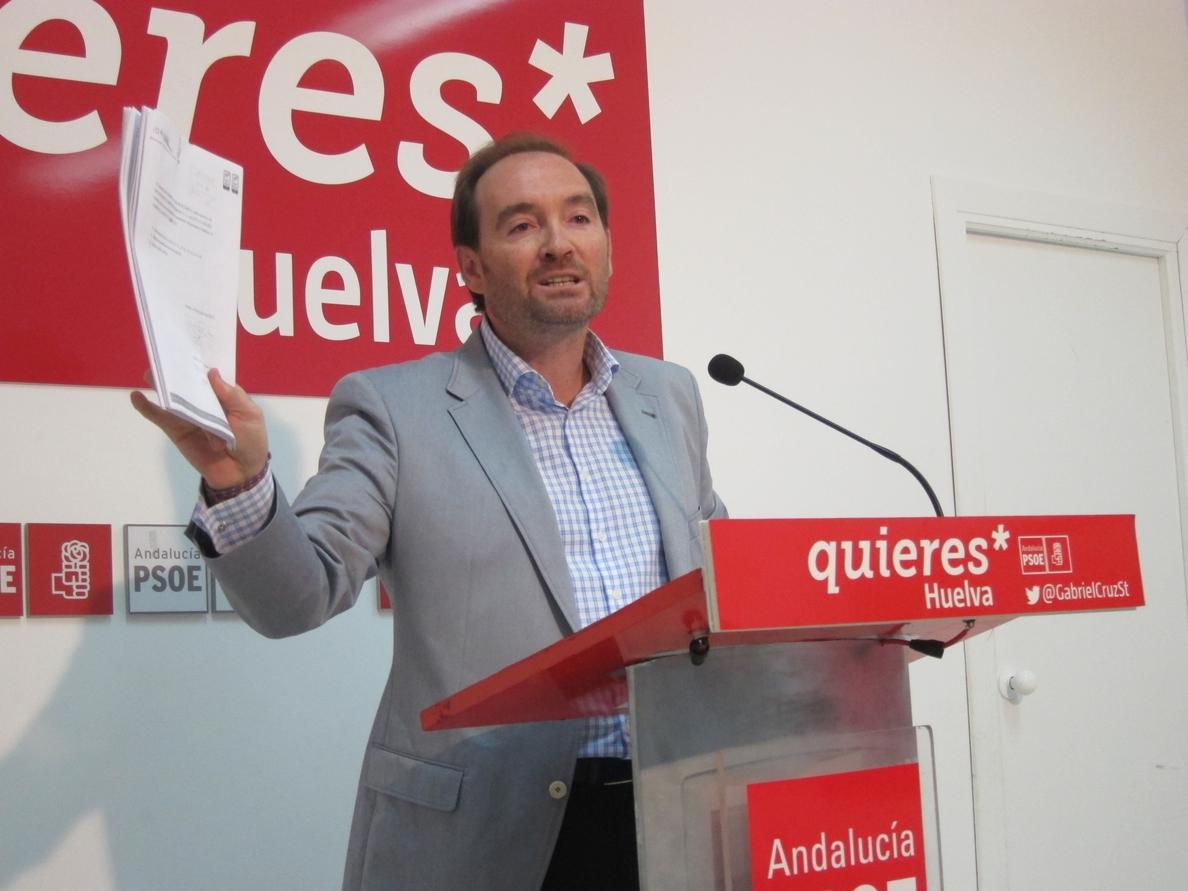 José Fernández (PSOE) recuerda que «ya no estaba en la empresa» cuando se realiza la exoneración
