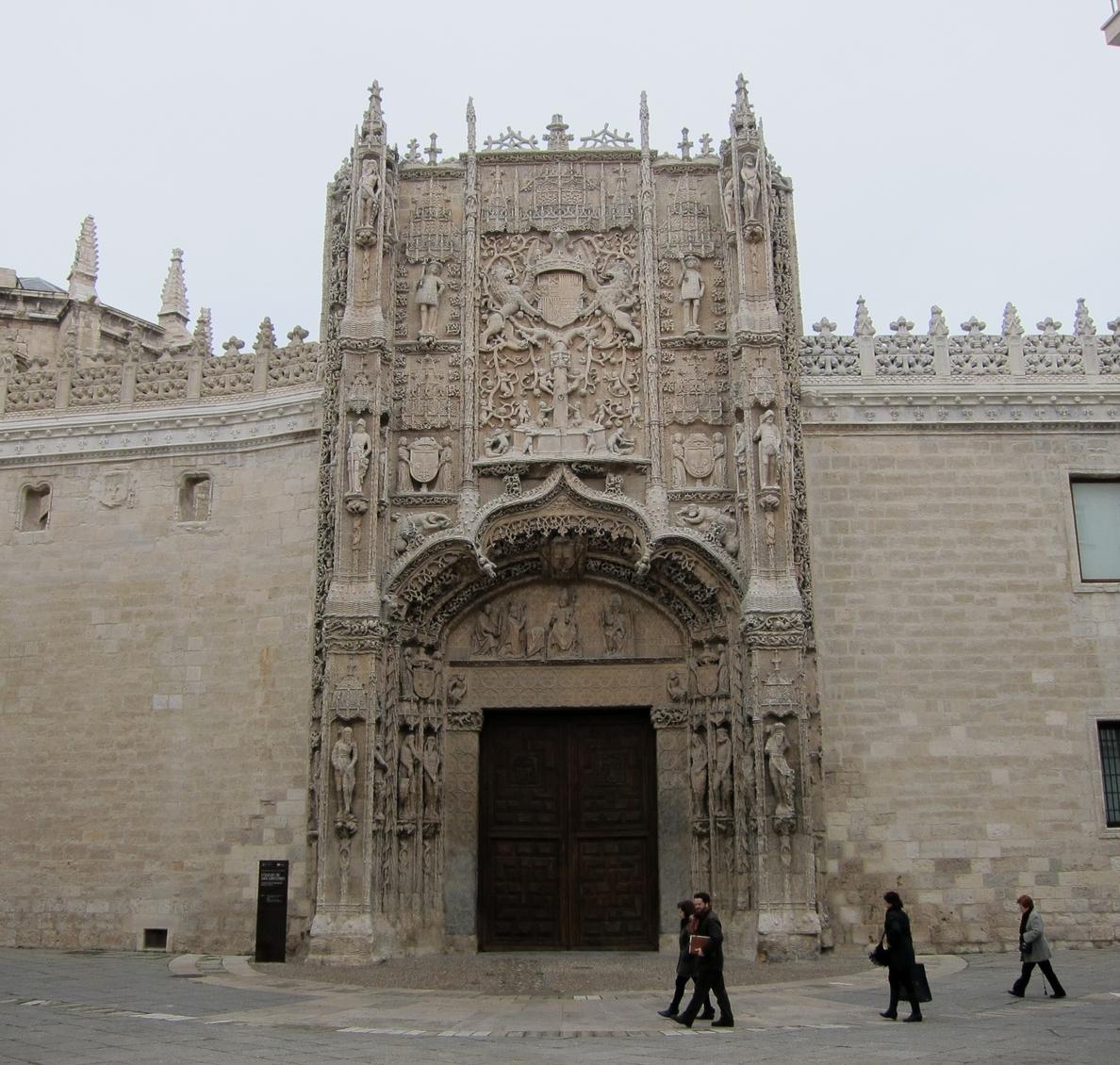 Jóvenes creadores impartirán talleres a pie de calle junto al Museo Nacional de Escultura de Valladolid hasta el domingo