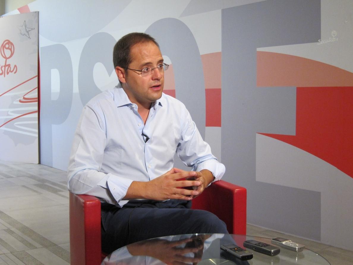 Luena (PSOE): «Vamos casi a rezar para que gane el no»