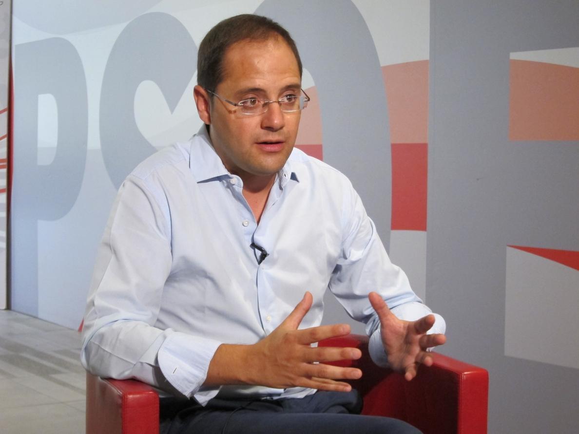 Luena cree que el PSOE no pactará con Podemos en Andalucía y subraya que «no va a hacer falta»