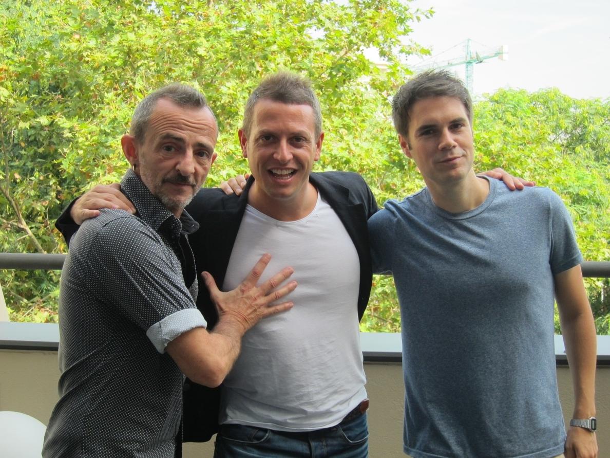 El Molino estrena una línea humorística de la mano de Enric Company, Albert Boira y Álvaro Carmona