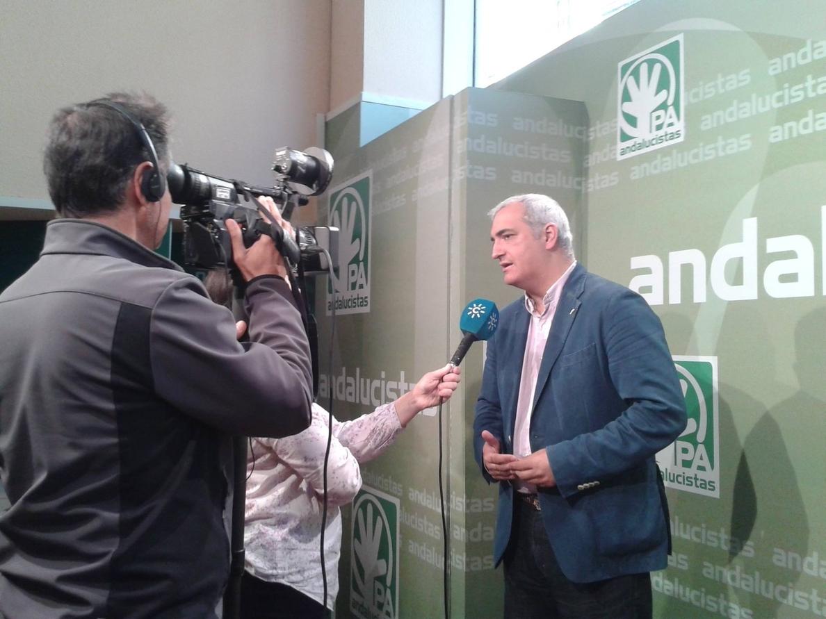 PA ve «agravio» del Gobierno aunque «Andalucía ya recibía menos de lo que marca el Estatuto con Zapatero»