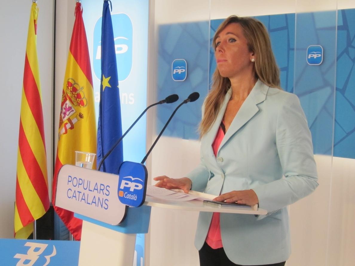 El PP anima al PSOE a fundar un partido en Cataluña, ya que Sánchez «es imagen» pero «no manda» en el PSC