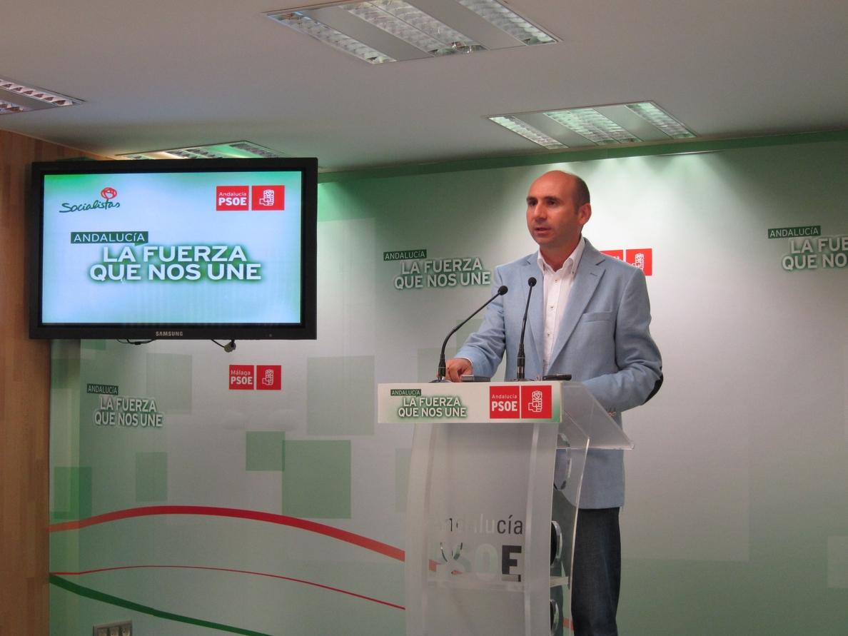 PSOE-A destaca que cambiar la LOUA da seguridad jurídica a ciudadanos en situación de «discriminación» e «incertidumbre»