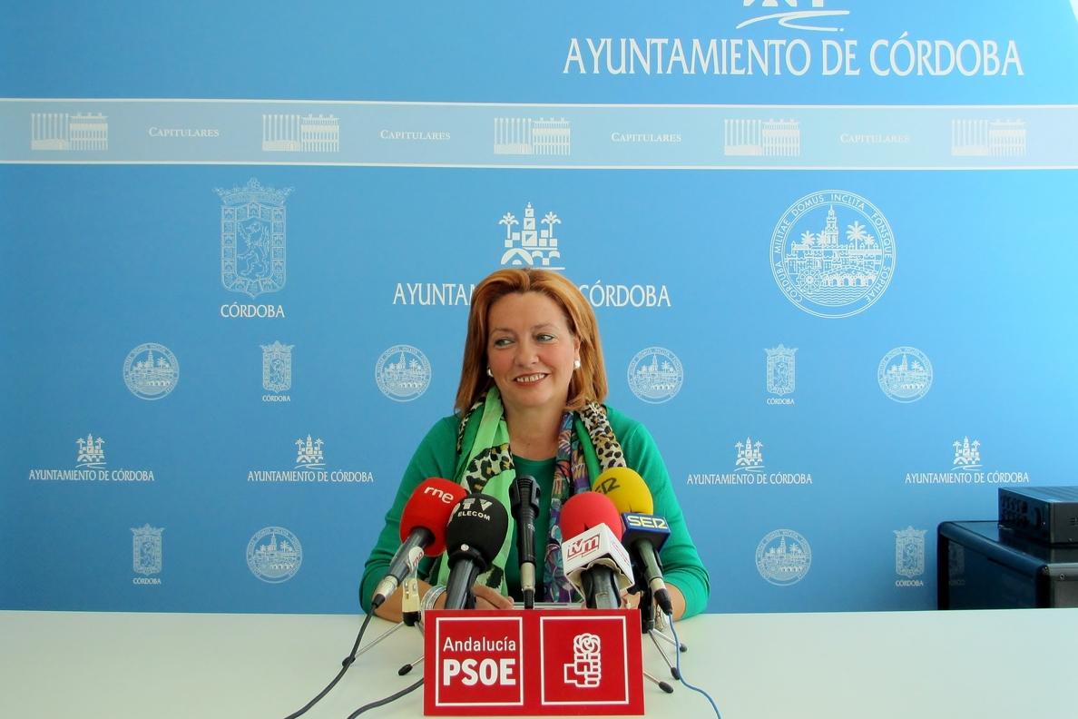El PSOE exige a Nieto que reforme la Escuela de Magisterio en el plazo previsto y repare «el abandono causado»