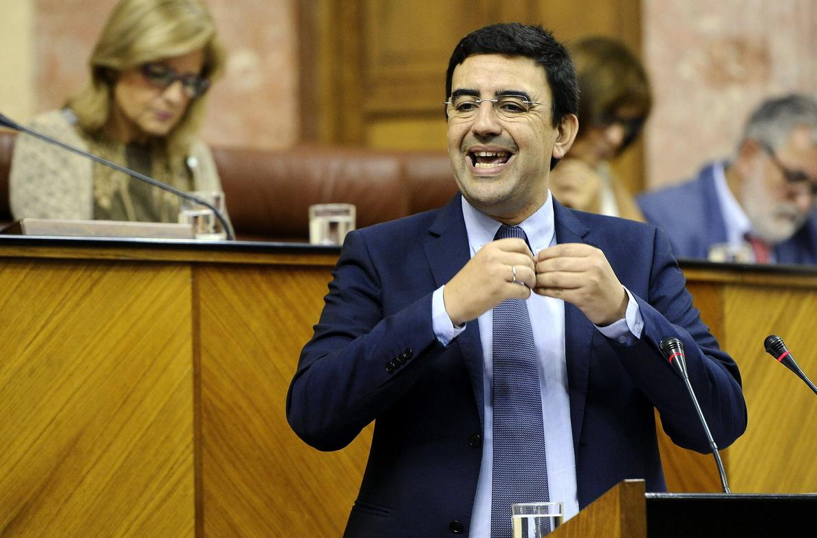Díaz llama al PP a unirse en defensa de Andalucía y a la «crítica positiva»