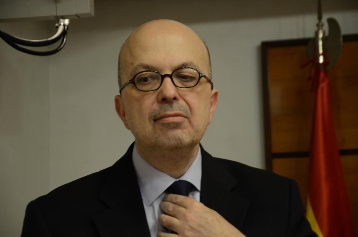 PSOE pedirá que Villa comparezca en las Cortes para que explique la contratación del nuevo director financiero del ente
