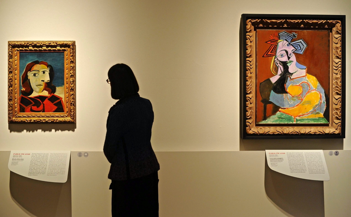 «Picasso y la modernidad española» llegan al Palazzo Strozzi de Florencia