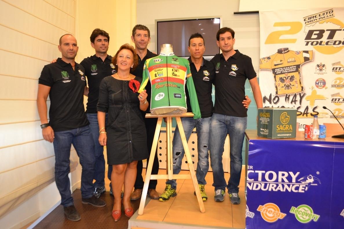 El equipo toledano en la Powerade ION4 Madrid-Lisboa MTB NONSTOP espera repetir el «excelente» resultado de la I edición