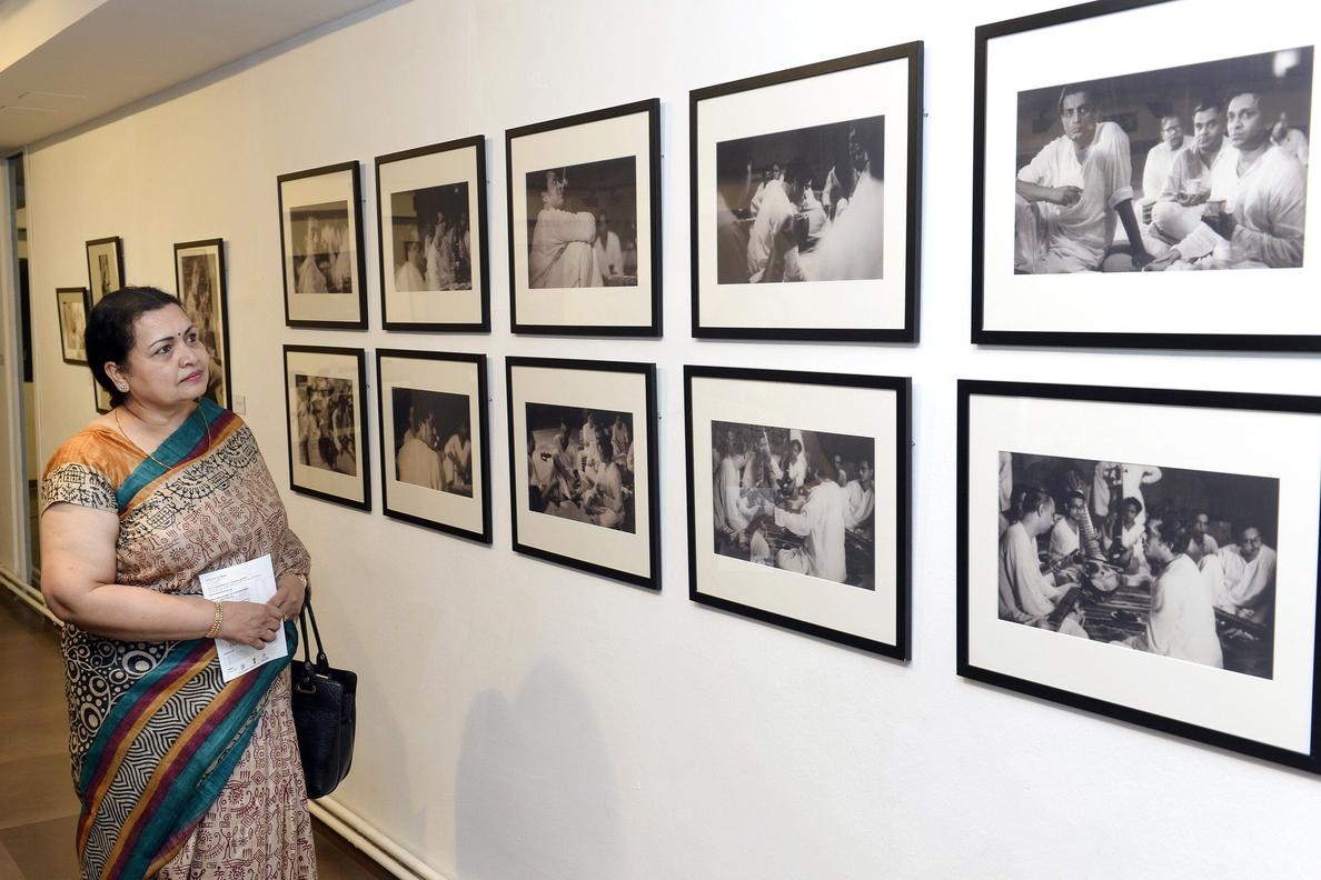 Una parte del legado de Ravi Shankar recala en la Casa India de Valladolid
