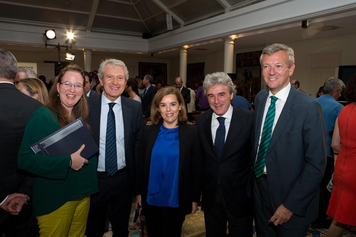 Del Río afirma que «La Rioja lidera la implantación de las medidas orientadas a eliminar duplicidades»