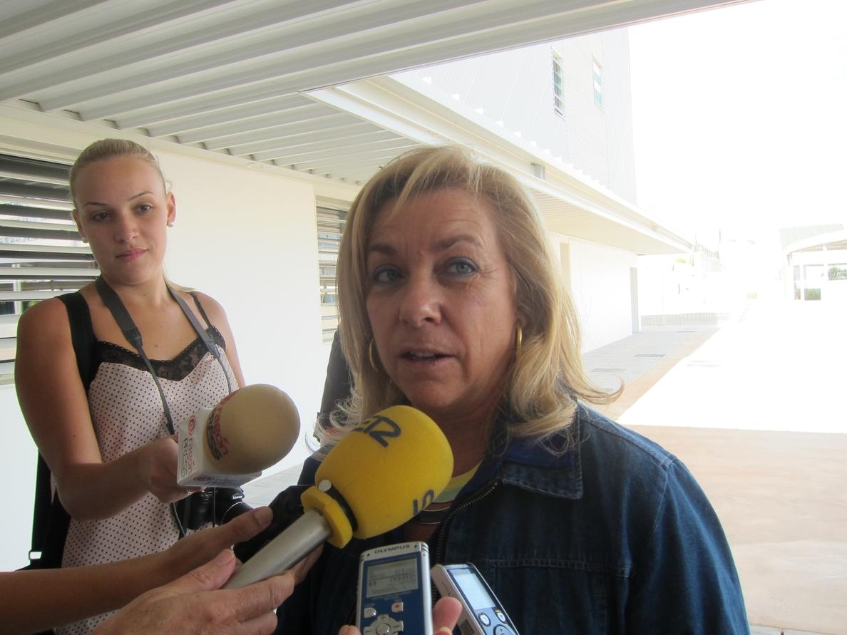 Serrat apunta que un centro concertado en Valdespartera daría más opciones a los padres