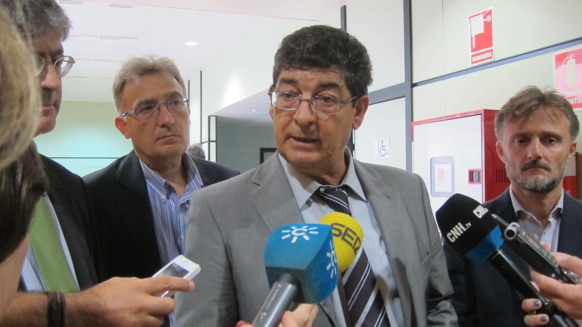 Valderas asegura que IDEA apostará «económicamente» por el PCTH, que «seguirá adelante»