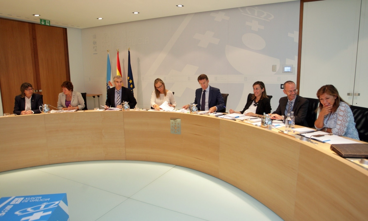 La Xunta incluirá canalizaciones para las telecomunicaciones en todos los nuevos proyectos de carreteras