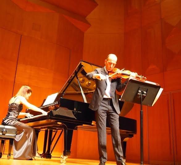Un concierto de violín y piano el viernes y un taller familiar el sábado recordarán la figura de Pablo Sarasate