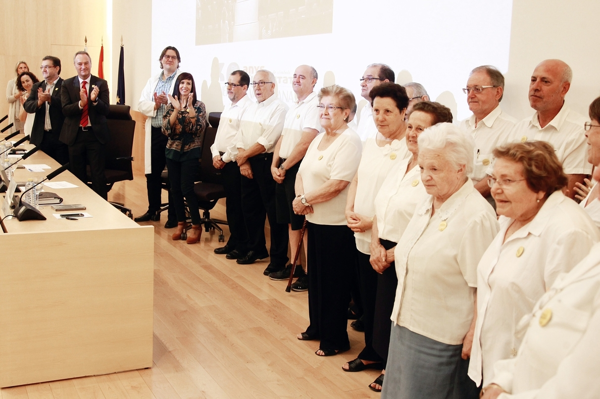 Cada seis horas se diagnostica un caso nuevo de Alzheimer en la Comunitat Valenciana