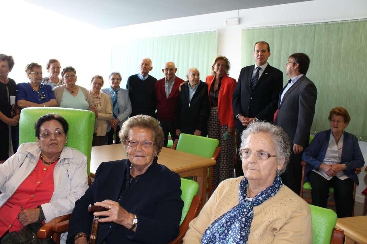 El municipio cacereño de Abadía cuenta con un nuevo centro de día para personas mayores
