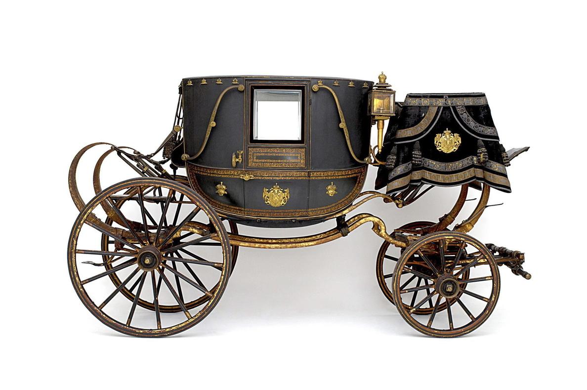 El «car sharing» de lujo que se inventó en el Congreso de Viena