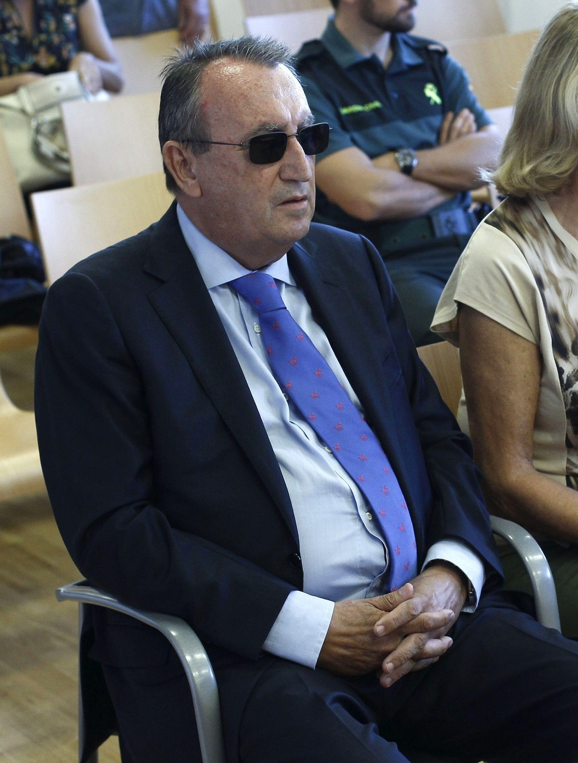 El fiscal recurre la suspensión de la ejecución de la condena a Carlos Fabra y pide su inmediato ingreso en prisión