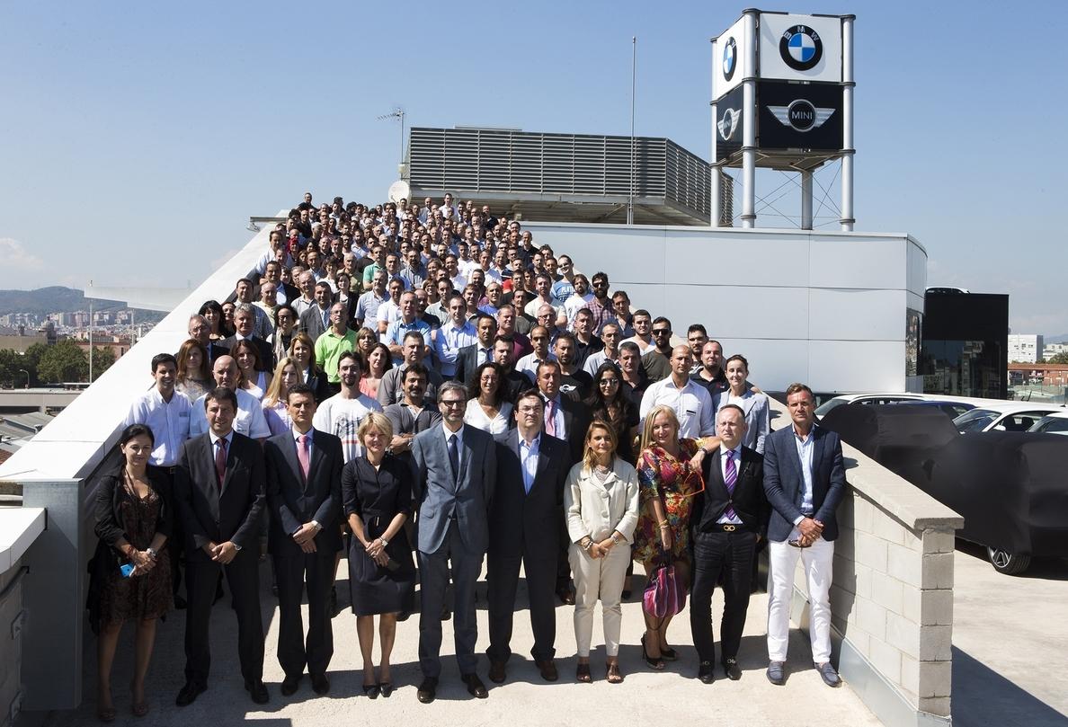 Barcelona Premium agrupa los concesionarios de Grupo BMW de parte del área metropolitana