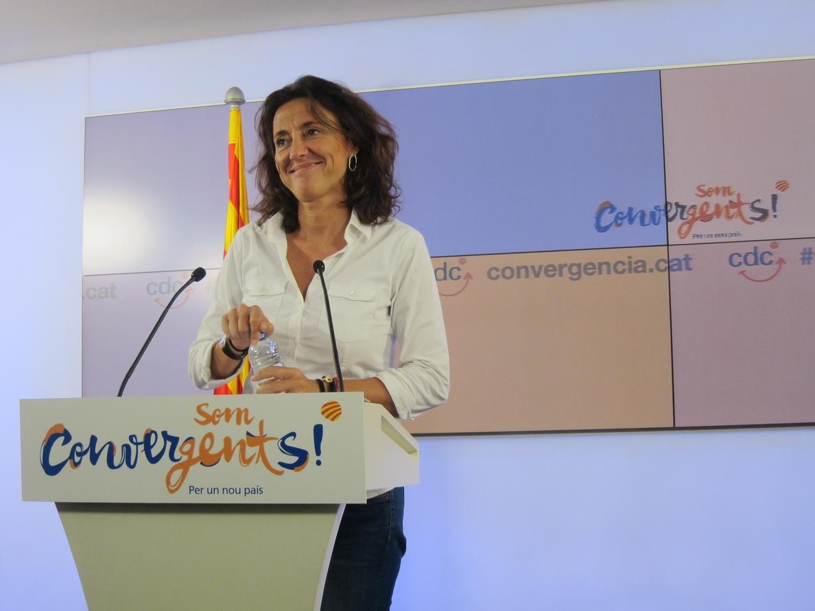 CDC pide a Rajoy estar «a la altura» y dirimir en las urnas