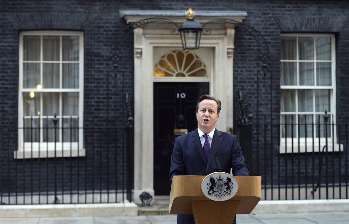 Cameron promete cumplir con la entrega de más autonomía a Escocia