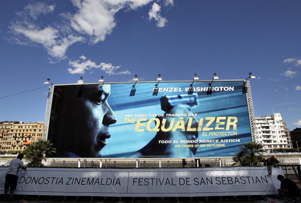 Viggo Mortensen, Banderas, Denzel, desfile de estrellas en San Sebastián