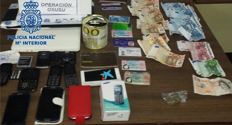 Detenidas dos mujeres que utilizaban métodos violentos y vudú para financiarse de modo fraudulento