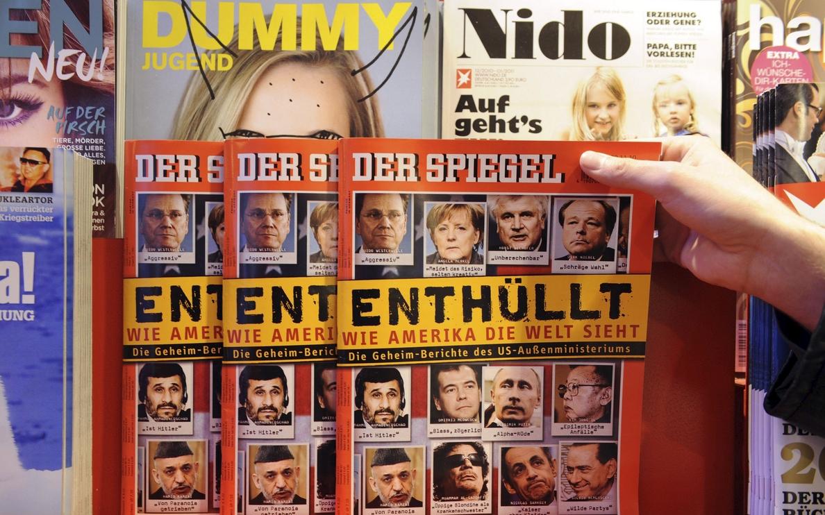 Deutscher Journalistenpreis premia a cinco medios alemanes en economía