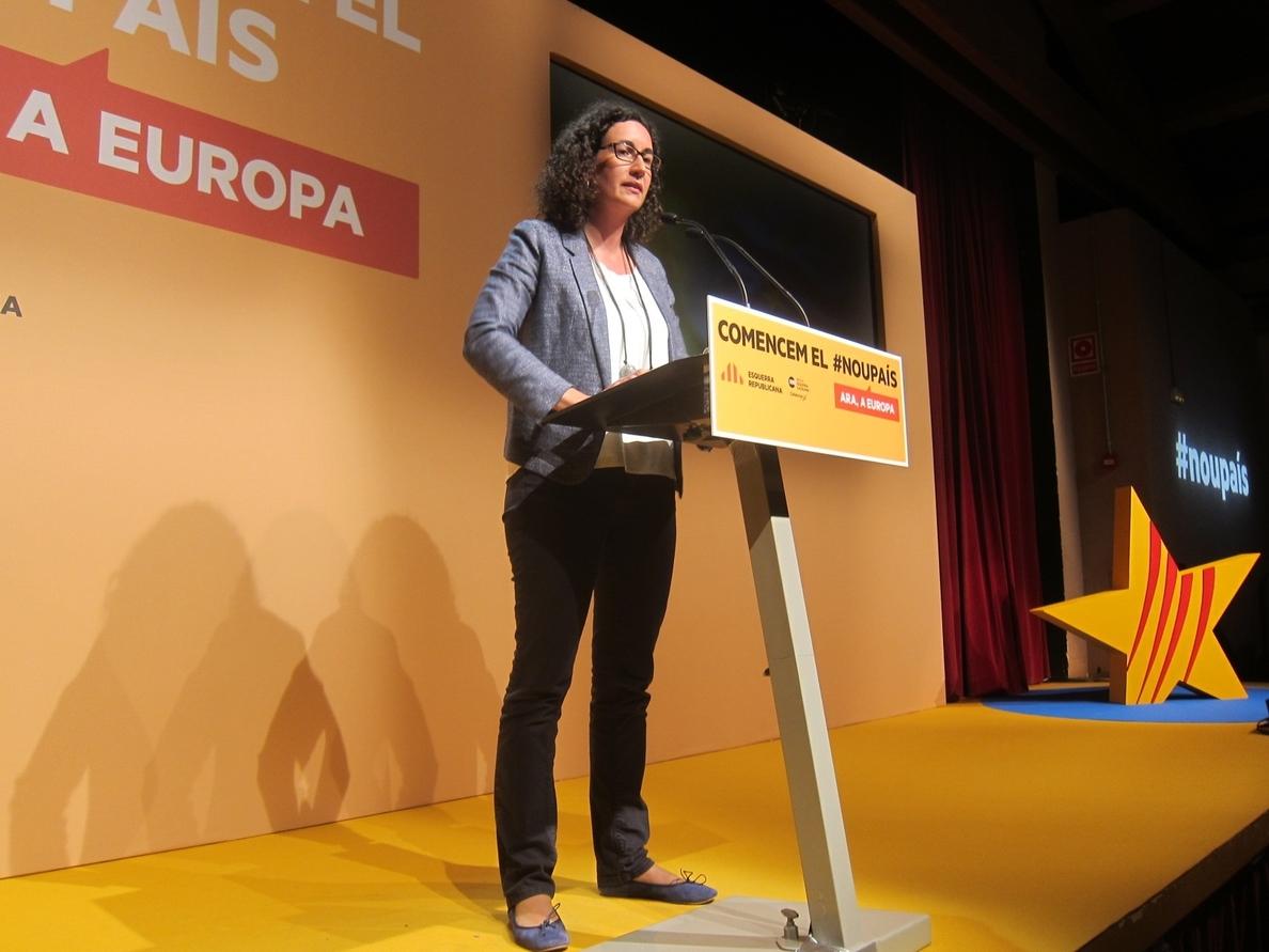 ERC cree que el resultado deja aún más en evidencia al Gobierno español