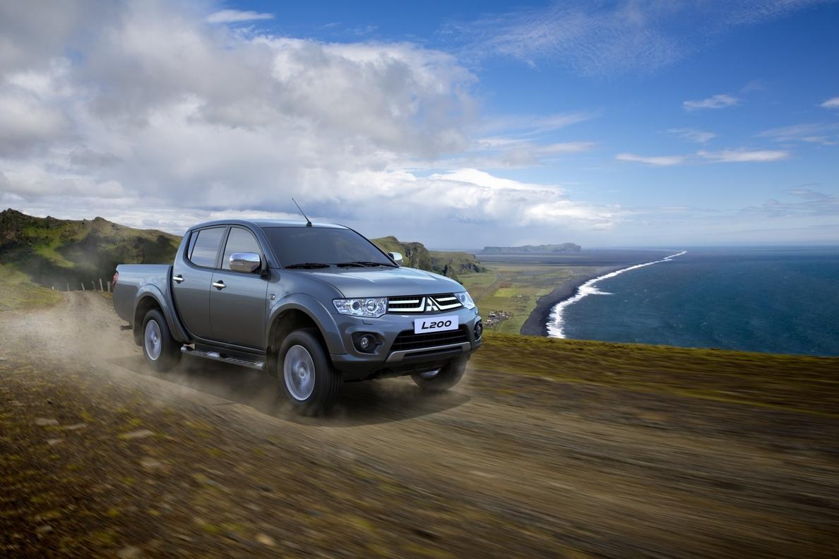 Fiat y Mitsubishi firman un acuerdo para una nueva pick up