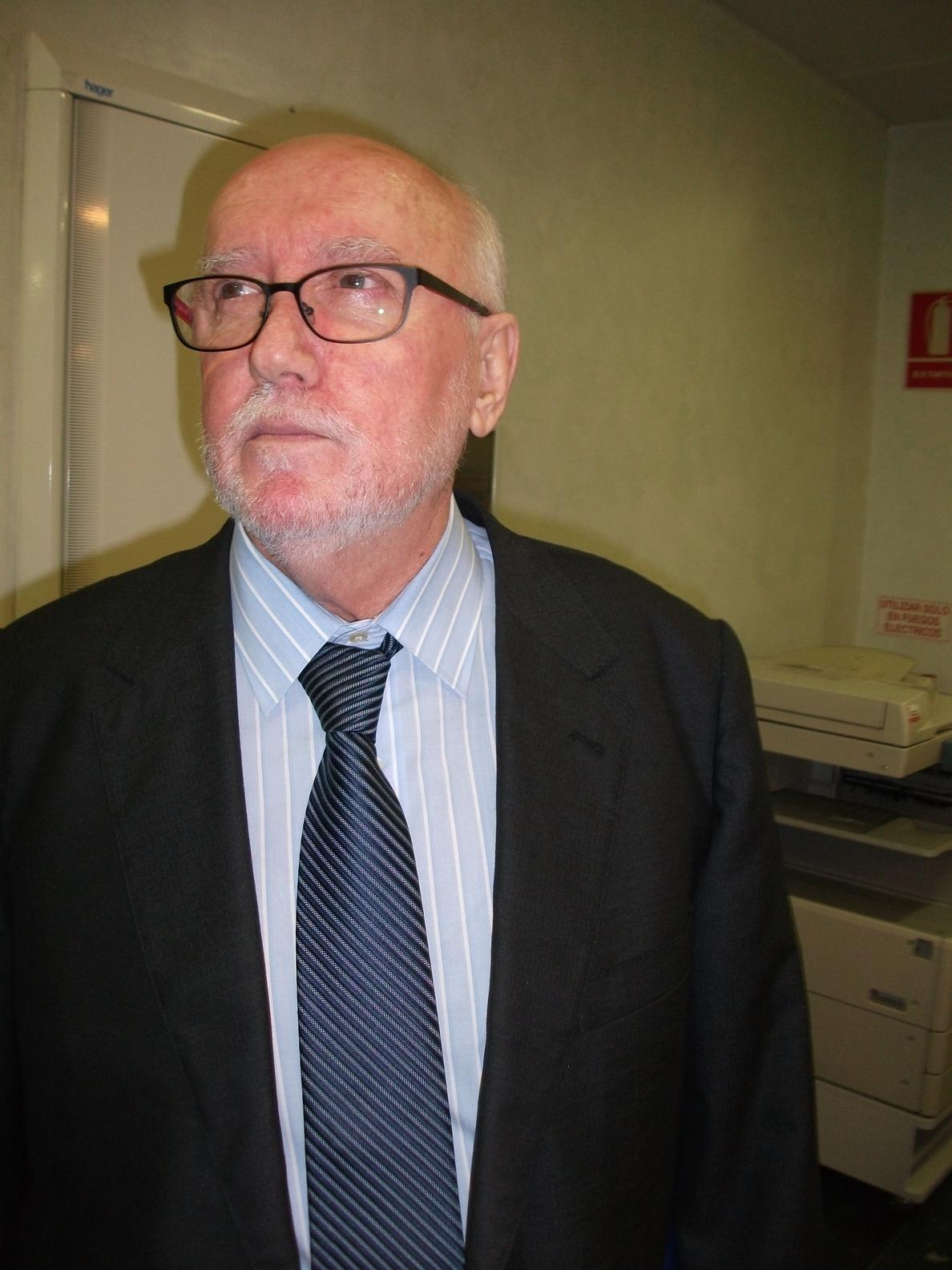 Fiscal Superior de Murcia cree que «los políticos imputados en casos de corrupción deberían dimitir»