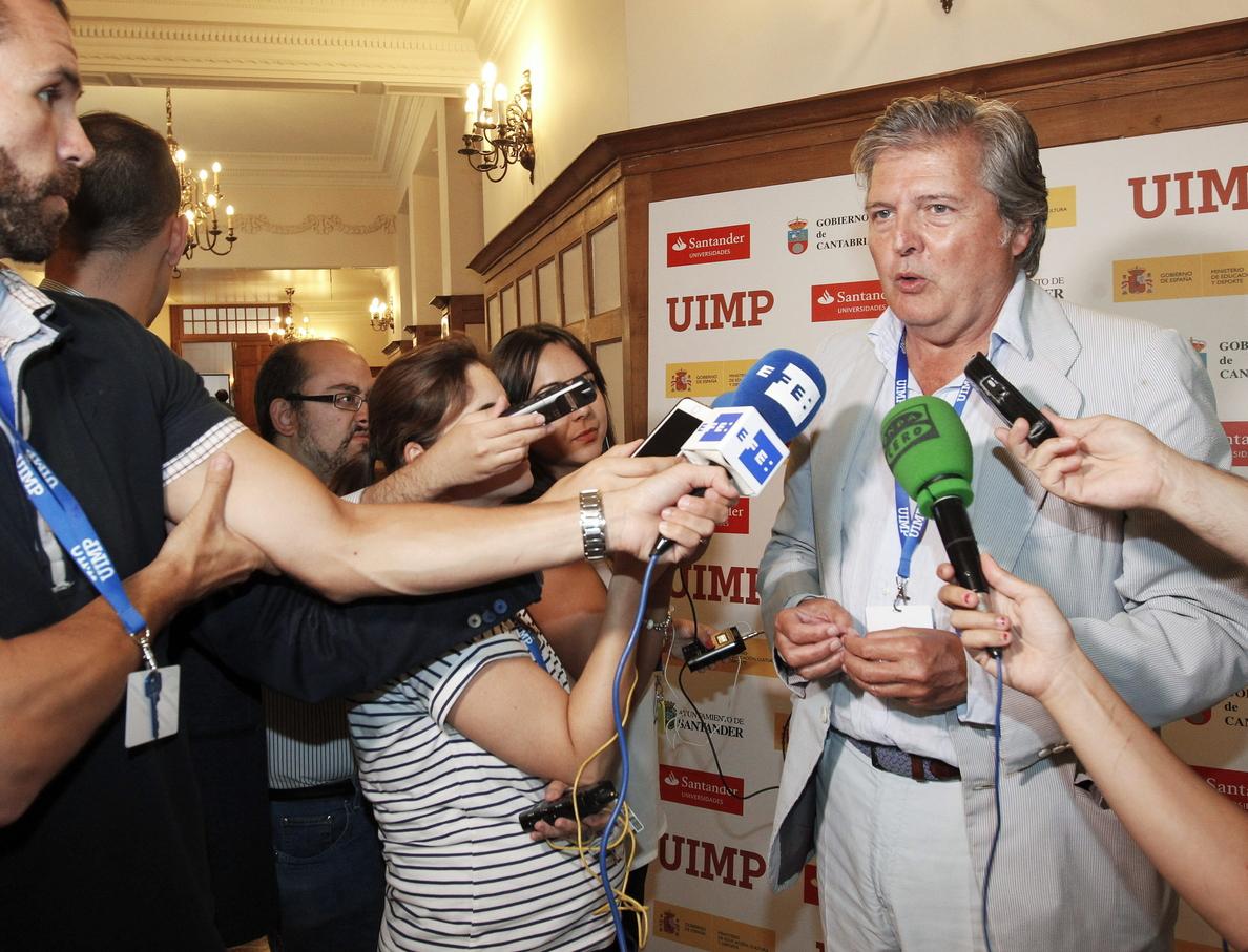 Gonzalez Pons afirma que los independentistas catalanes pueden ser «los únicos rupturistas en UE»