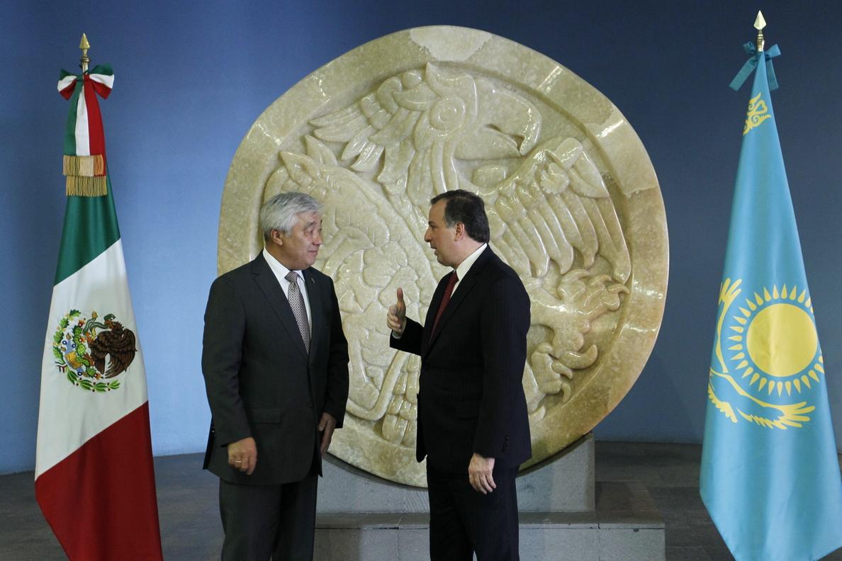 Kazajistán se posiciona en México como potencia emergente ante Latinoamérica