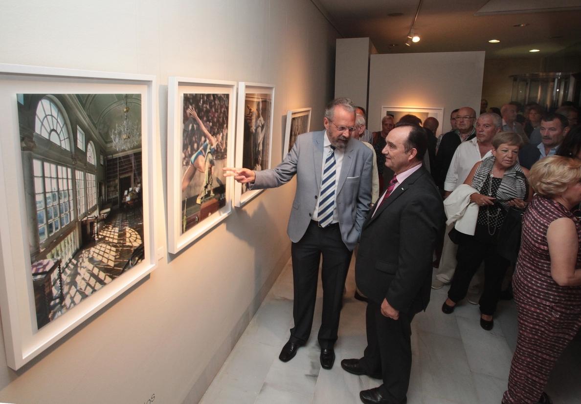 Una exposición fotográfica de José María Pagador puede visitarse en la Sala Vaquero Poblador de Badajoz