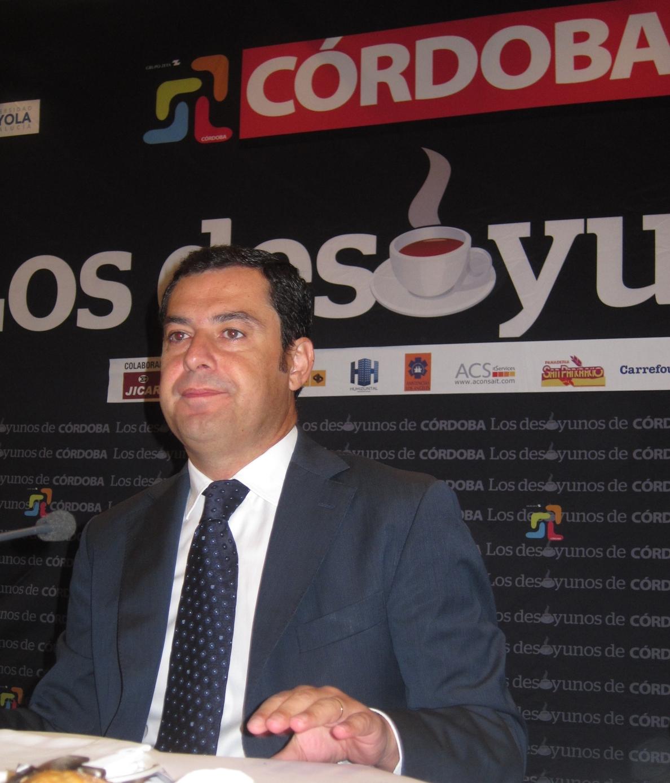 Moreno (PP-A) valora que haya ganado el »no» y destaca que es «una lección a aprender»