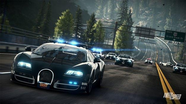 Need for Speed Rivals Complete Edition llegará el 23 de octubre