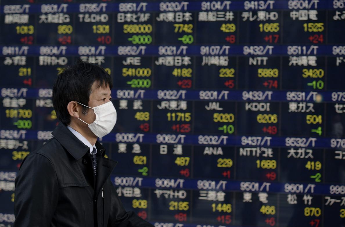 El Nikkei sube un 0,67 por ciento hasta los 16.174,50 puntos