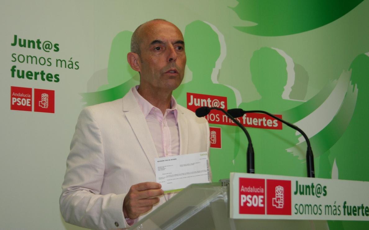 El PSOE pide en el Congreso más medidas para controlar el »phising» y que sean los propios bancos los que denuncien