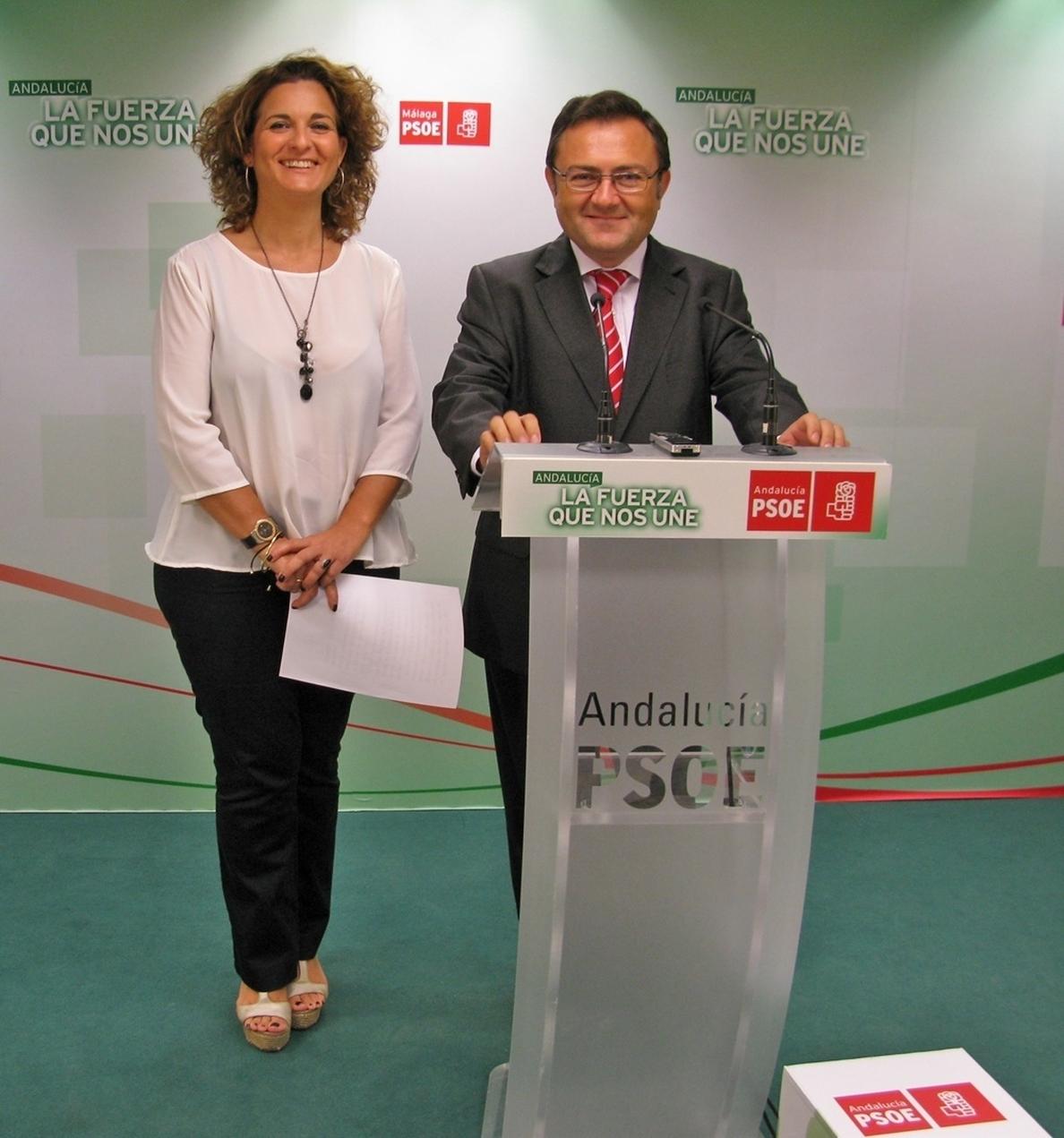 El PSOE critica al PP por «el retroceso educativo» y por «jugar con los derechos de las mujeres como moneda de cambio»