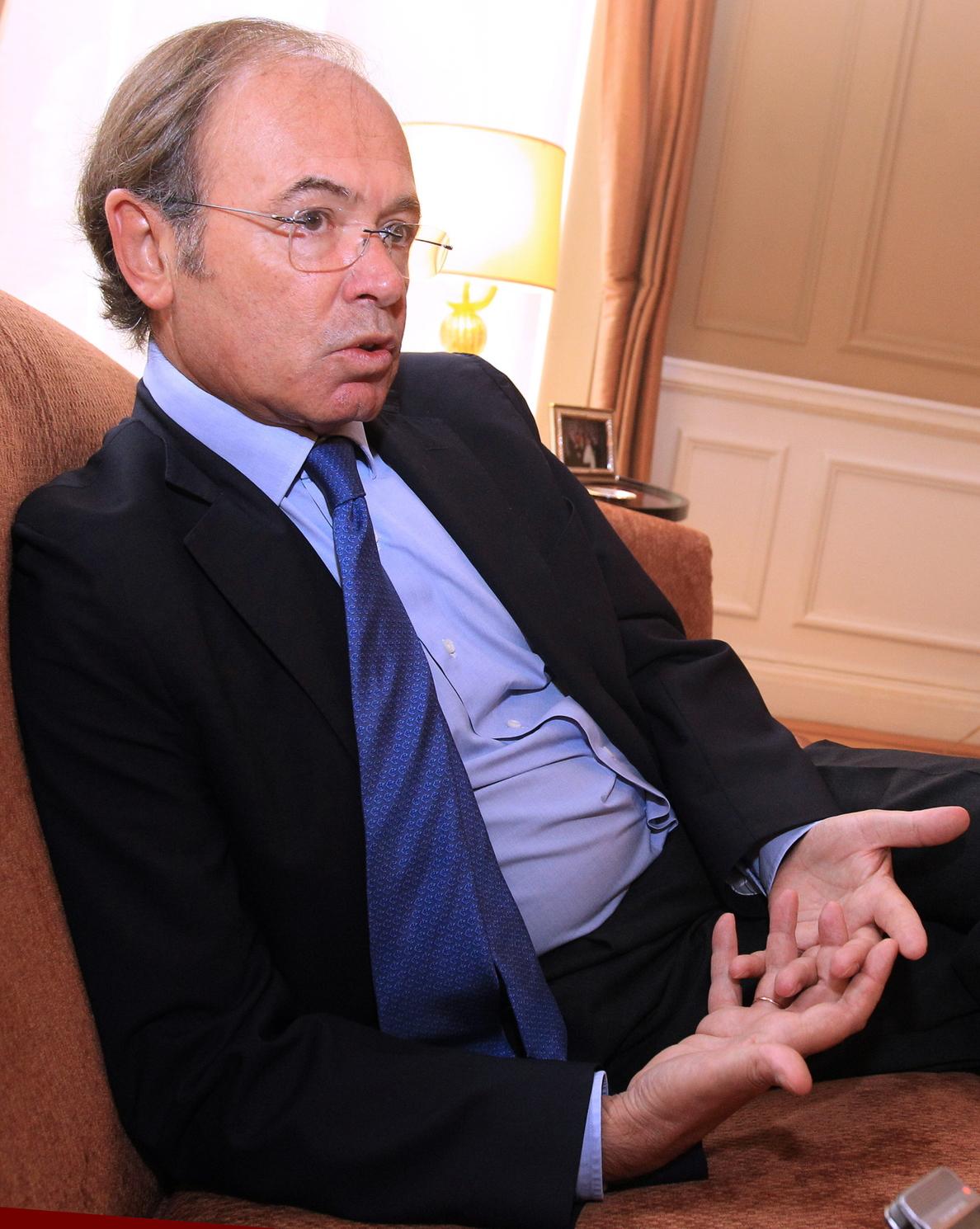 Presidente del Senado español destaca trabajo con México en foros mundiales