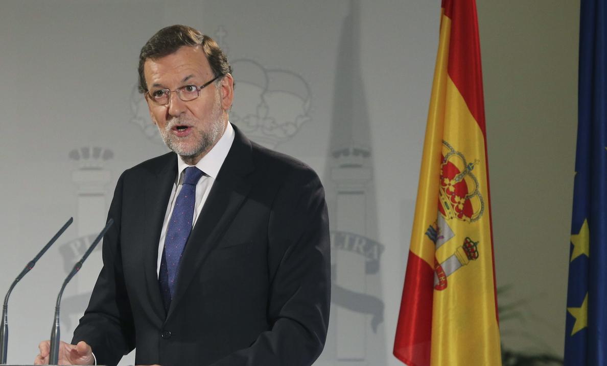 Rajoy felicita a los escoceses por evitar »graves consecuencias» con la independencia