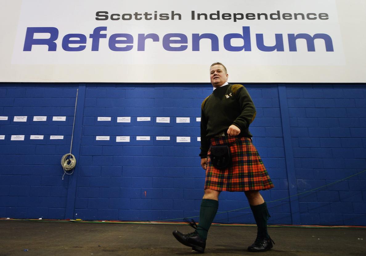 Salmond admite la derrota en el referéndum de independencia de Escocia