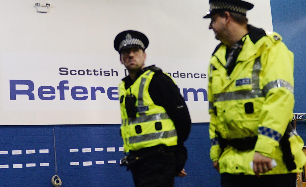 La policía investiga diez alegaciones de suplantación de voto en Glasgow