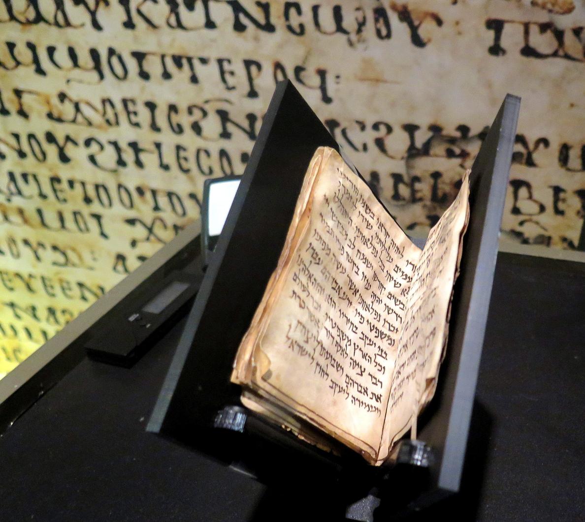 El calendario judío empezó con el fin de la esclavitud en Egipto