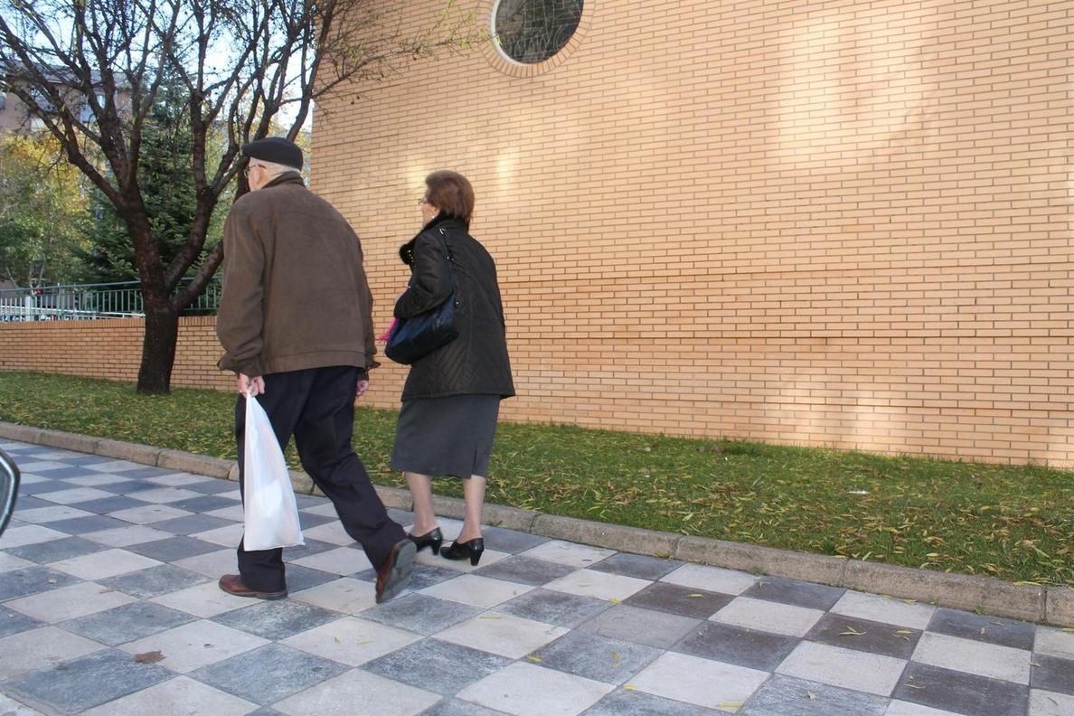 Cerca de 1.800.000  ancianos viven en soledad en España