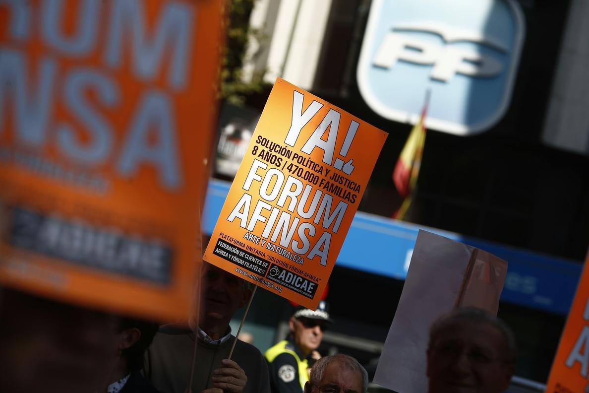 Condenan a los administradores de Afinsa a pagar su agujero contable de 1.825 millones