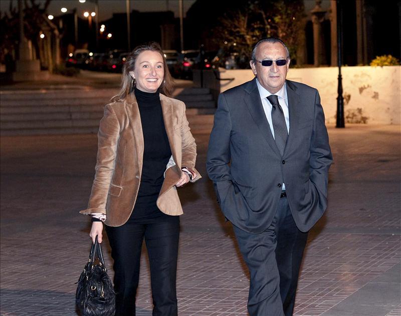 Andrea Fabra pidió el indulto para su padre en contra de las directrices del PP