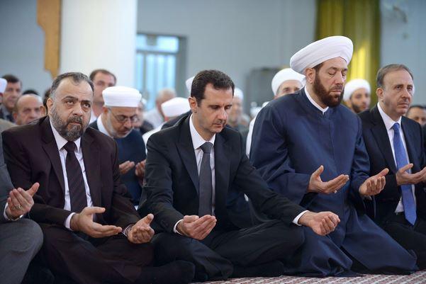 Al Assad considera una agresión cualquier intervención en su territorio